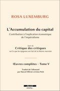 L'accumulation du capital