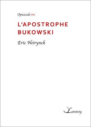 L'apostrophe Bukowski