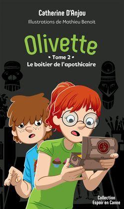 Olivette - Le boitier de l'apothicaire