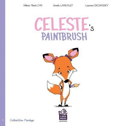 Celeste's paintbrush