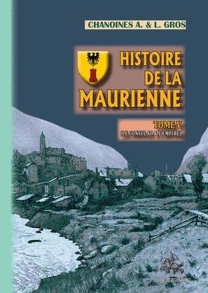 Histoire de la Maurienne (Tome 5)