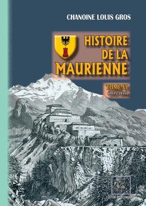 Histoire de la Maurienne (Tome 6)