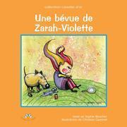 Une bévue de Zarah-Violette