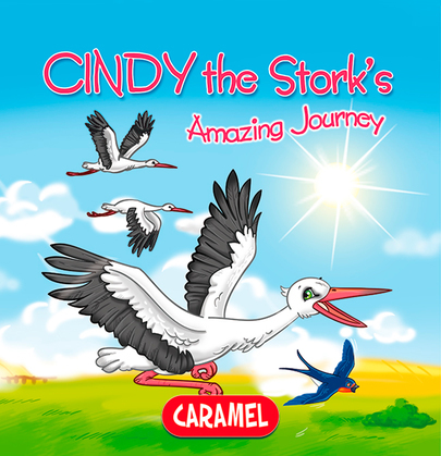 Cindy the Stork