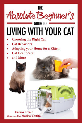 The Absolute Beginner's Guide to Living with Your Cat