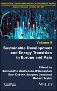 Sustainable Development and Energy Transition in Europe and Asia