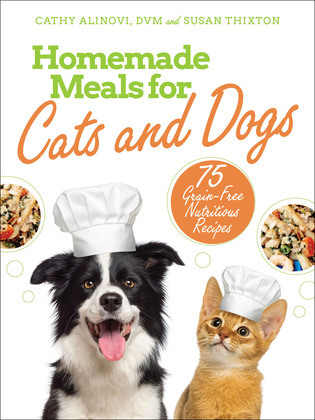 Homemade Meals for Cats and Dogs