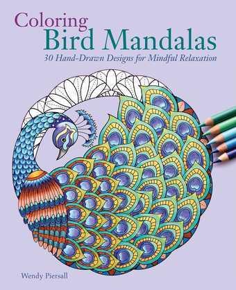 Coloring Bird Mandalas