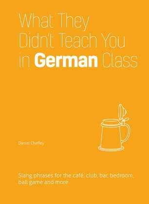 What They Didn't Teach You in German Class