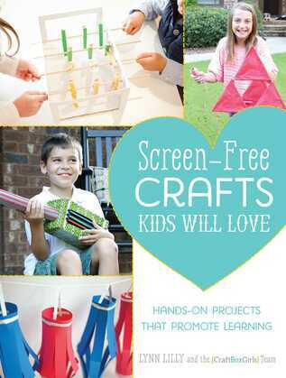 Screen-Free Crafts Kids Will Love