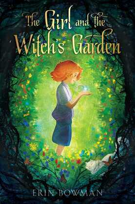 The Girl and the Witch's Garden