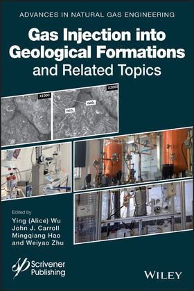 Gas Injection into Geological Formations and Related Topics