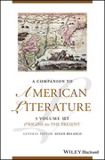 A Companion to American Literature