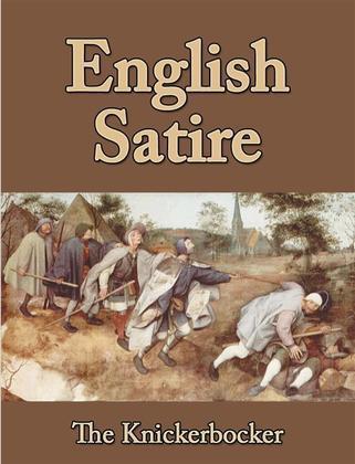 English Satire