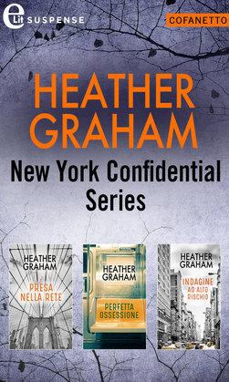 New York Confidential Series | Cofanetto (eLit)