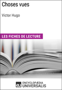 Choses vues de Victor Hugo