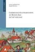 Communautés d'habitants au Moyen Âge