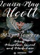 May Flowers, Moods, Mountain Laurel and Maidenhair