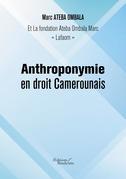 Anthroponymie en droit Camerounais