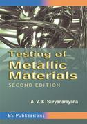 Testing of Metallic Materials