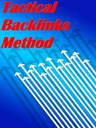 Tactical Backlinks Method
