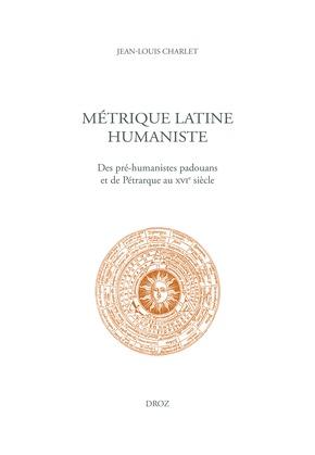 Métrique latine humaniste