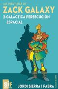 Galáctica persecución espacial