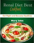 Renal Diet Best Cookbook
