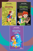 Coffret Trilogie - Olivette