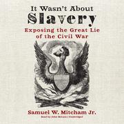 It Wasn't about Slavery
