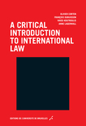 A critical introduction to international law