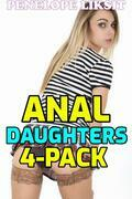 Anal Daughters 4-Pack