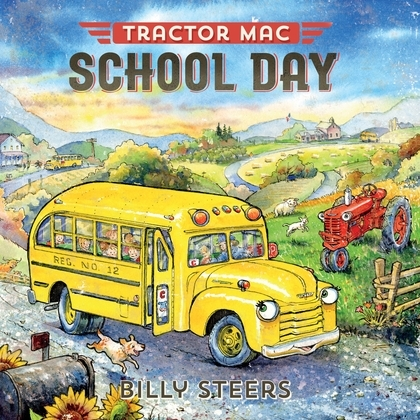 Tractor Mac School Day