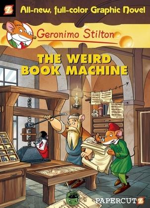 Geronimo Stilton Graphic Novels #9