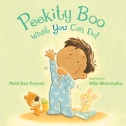 Peekity Boo--What You Can Do!