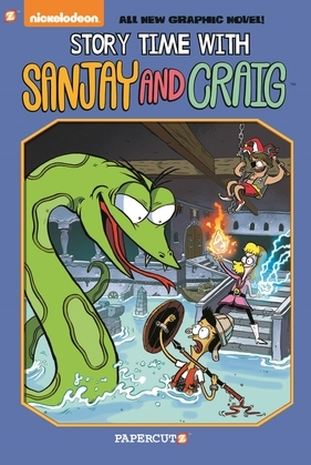 "Sanjay and Craig #3: ""Story Time with Sanjay and Craig"""