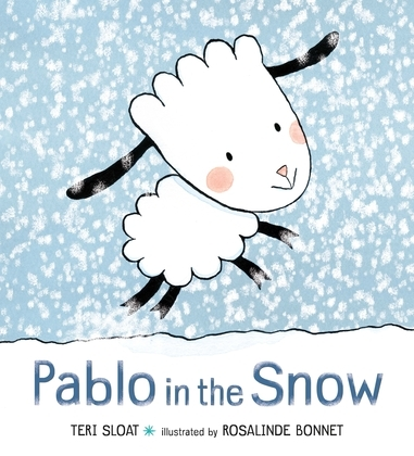 Pablo in the Snow
