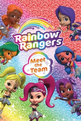 Rainbow Rangers: Meet the Team