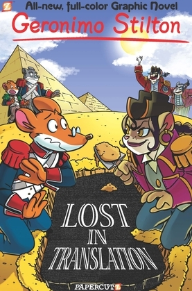 Geronimo Stilton Graphic Novels #19