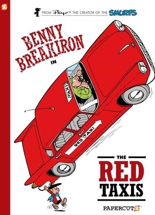 Benny Breakiron #1
