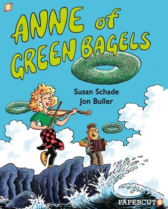 Anne of Green Bagels
