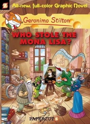 Geronimo Stilton Graphic Novels #6