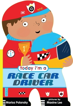 Today I'm a Race Car Driver