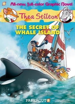 Thea Stilton Graphic Novels #1