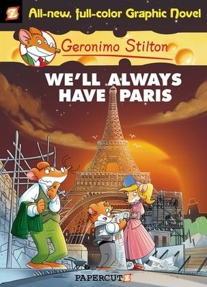 Geronimo Stilton Graphic Novels #11