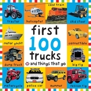 Big Board First 100 Trucks and Things That Go
