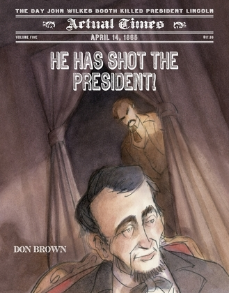 He Has Shot the President!
