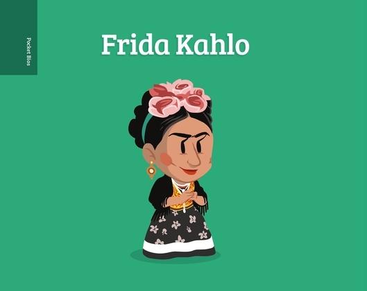 Pocket Bios: Frida Kahlo
