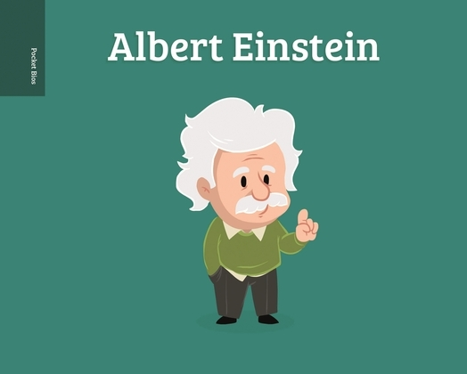 Pocket Bios: Albert Einstein