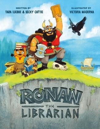 Ronan the Librarian
